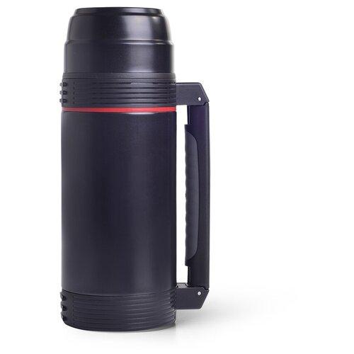 Классический термос Fissman 9808, 1.8 л черный