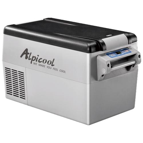 Автомобильный холодильник Alpicool CF-35 серый