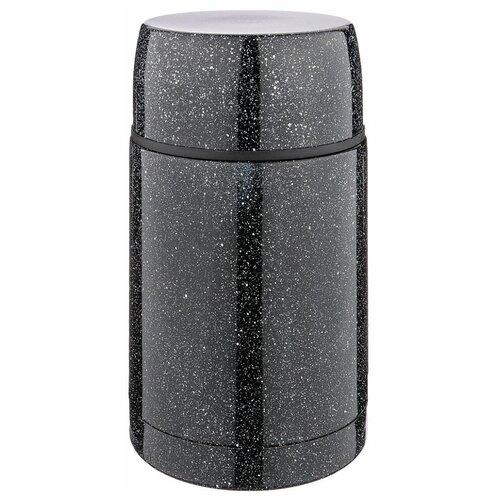Классический термос Agness 910-107/108, 0.75 л черный