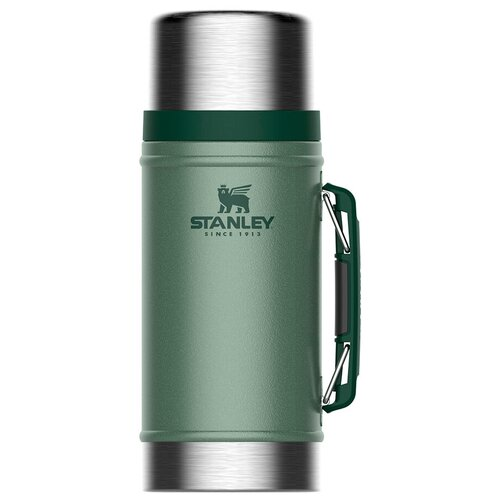 Термос для еды STANLEY Classic, 0.94 л темно-зеленый