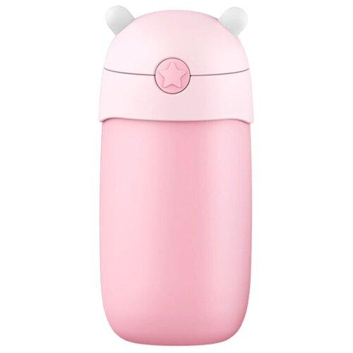 Термокружка Xiaomi Rice Rabbit, 0.435 л розовый