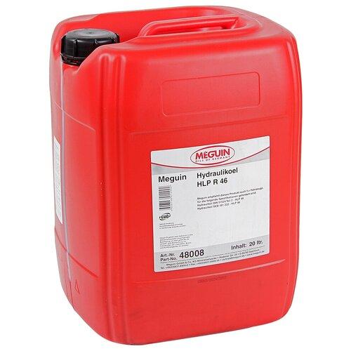 Гидравлическое масло Meguin Hydraulikoil HLP R 46 20 л