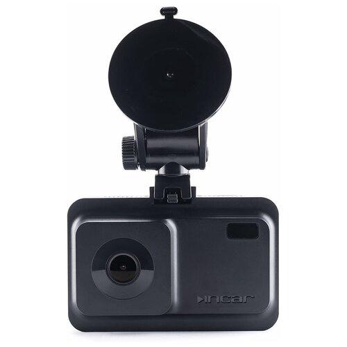Видеорегистратор с радар-детектором INCAR SDR-40 Tibet, GPS, черный видеорегистратор incar vr 418