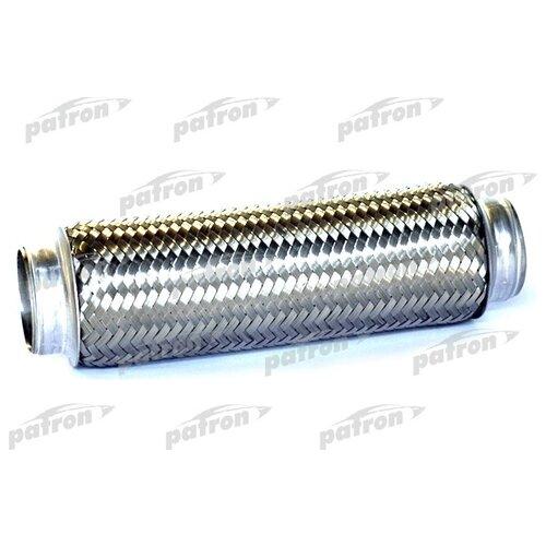 Гофра глушителя PATRON EL55X280