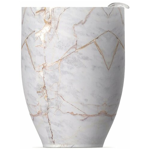 Термокружка Asobu Imperial Coffee VIC4 marble, 0.3 л мрамор