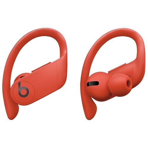 Беспроводные наушники Beats Powerbeats Pro, lava red