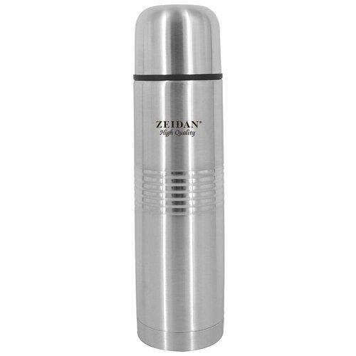 Классический термос Zeidan Z-9065, 1 л стальной