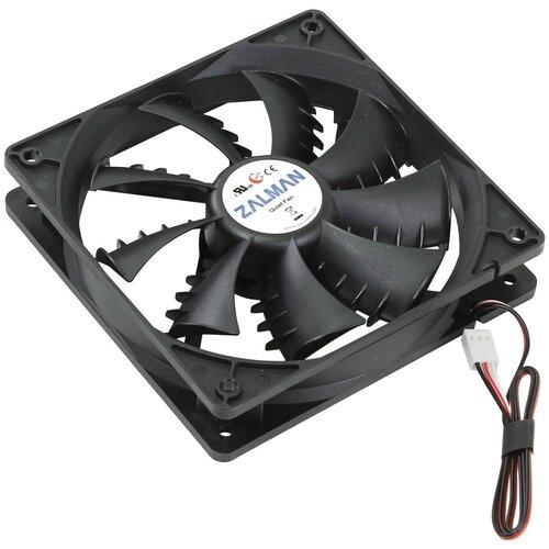 Вентилятор для корпуса Zalman ZM-F3 (SF) черный 1 шт. zm f3 sf
