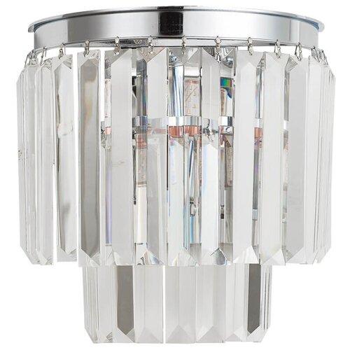 Настенный светильник Divinare Nova 3001/02 AP-2, 80 Вт бра divinare nova 3001 02 ap 2