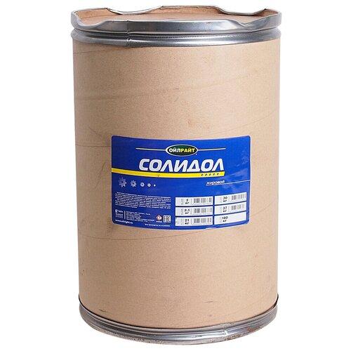 Автомобильная смазка OILRIGHT Солидол жировой 21 кг