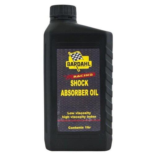 Вилочное масло Bardahl RACING SHOCK ABSORBER OIL 1 л