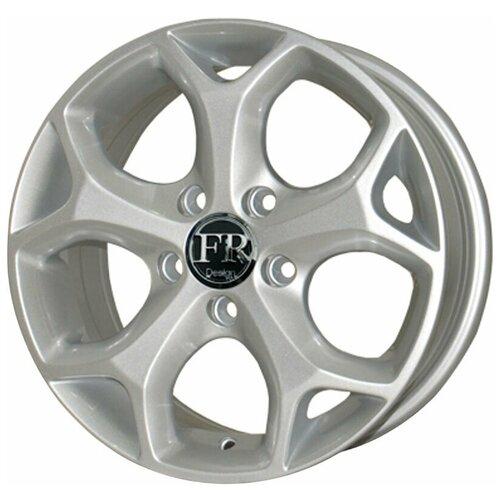 Колесный диск FR Design FD386 6.5x16/5x108 D63.4 ET52.5 Silver