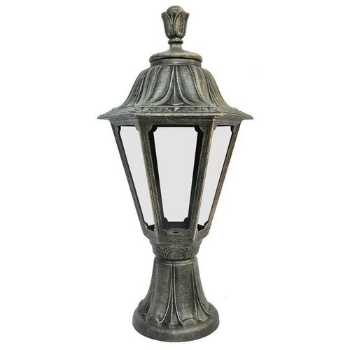 Фото - Fumagalli Наземный светильник Rut E26.111.000.BXF1R, E27, цвет арматуры: бронзовый, цвет плафона бесцветный fumagalli наземный светильник rut e26 111 000 bxf1r