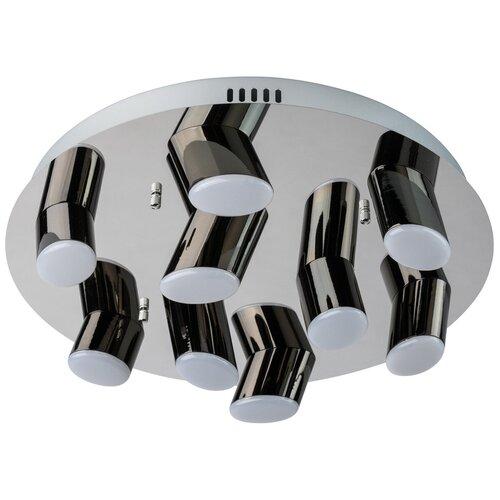 Люстра светодиодная De Markt Фленсбург 609013809, LED, 36 Вт люстра потолочная demarkt фленсбург 609013809 180 0 2w led 220 v