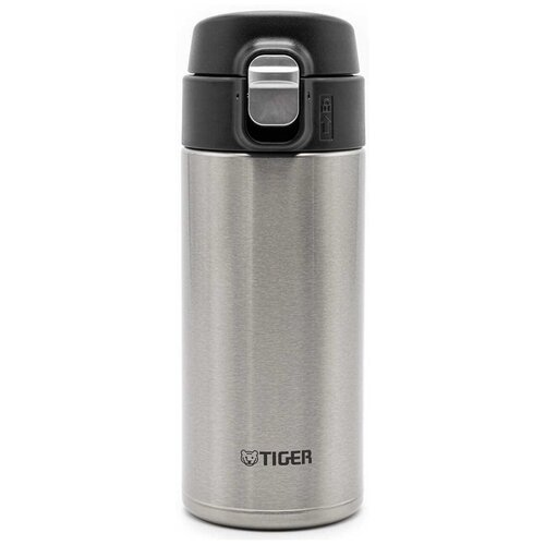 Термокружка TIGER MMJ-A361, 0.36 л clear stainless
