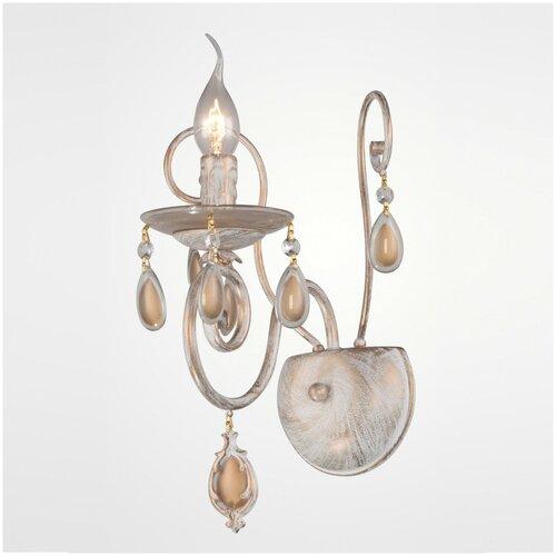 Фото - Настенный светильник Rivoli Oro 2011-401, E14, 40 Вт настенный светильник rivoli adro б0044775 40 вт