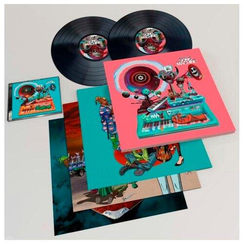 gorillaz gorillaz the fall Gorillaz – Gorillaz Presents Song Machine, Season 1 (2 LP + CD)