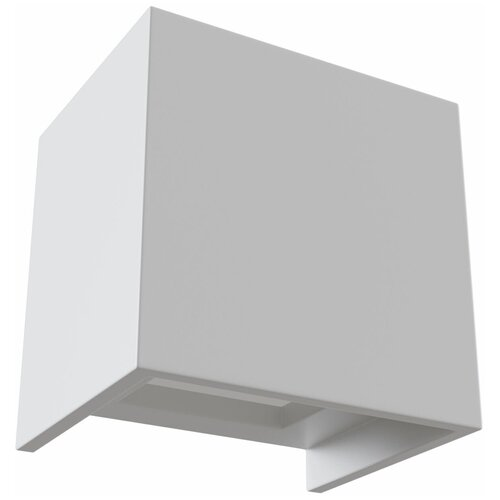 Фото - Настенный светильник светодиодный MAYTONI Parma C155-WL-02-3W-W, 6 Вт настенный светодиодный светильник maytoni c123 wl 02 3w w