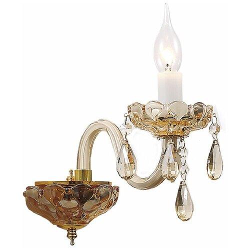 Настенный светильник Favourite Brendy 1738-1W, 40 Вт недорого