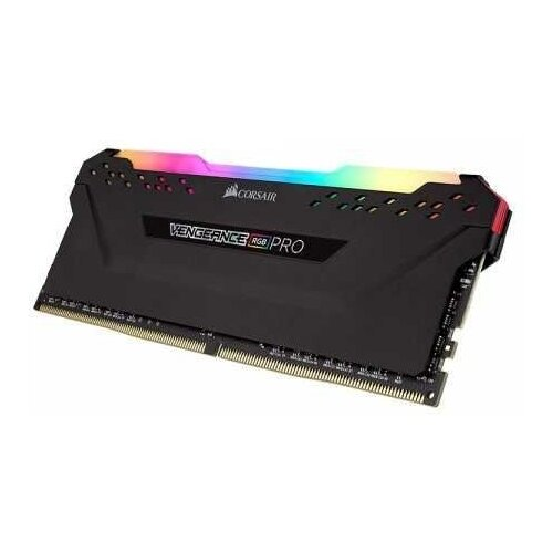 Оперативная память Corsair Vengeance RGB PRO 16GB DDR4 3200MHz DIMM 288-pin CL16 CM4X16GC3200C16W2E память оперативная ddr4 corsair 16gb 3200mhz cm4x16gc3200c16w2e
