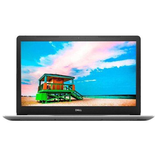 "Ноутбук DELL INSPIRON 3793 (Intel Core i5-1035G1 1000MHz/17.3""/1920x1080/8GB/128GB SSD/1000GB HDD/DVD-RW/NVIDIA GeForce MX230 2GB/Linux) 3793-8122 серебристый"