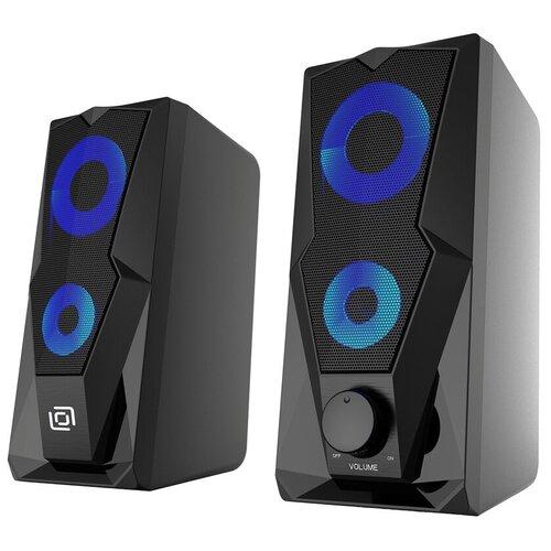 Компьютерная акустика OKLICK OK-127 черный