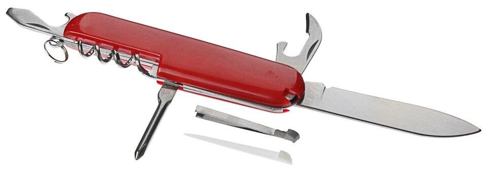 Нож многофункциональный Чингисхан 118-142 — купить по выгодной цене на Яндекс.Маркете