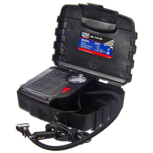 Автомобильный компрессор NEW GALAXY 713-102 черный