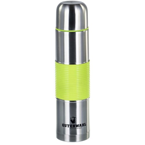 Классический термос Guterwahl Keep Warm, 0.75 л зеленый