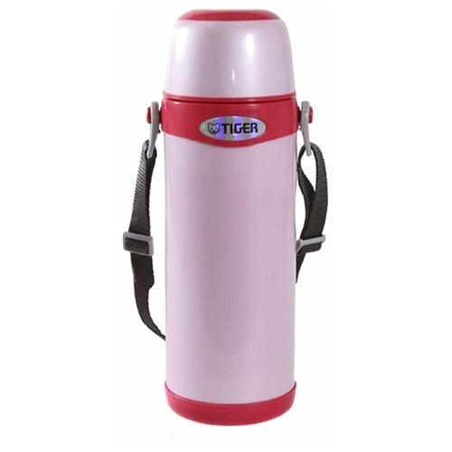 Классический термос TIGER MBI-A080, 0.8 л розовый