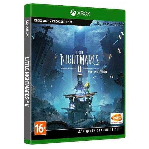 Игра для Xbox ONE/Series X Little Nightmares II. Издание первого дня, русские субтитры