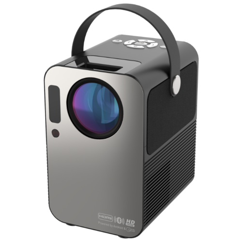 Фото - Проектор Unic BBC4 android (2+32G) серый домик пятачка 24 android