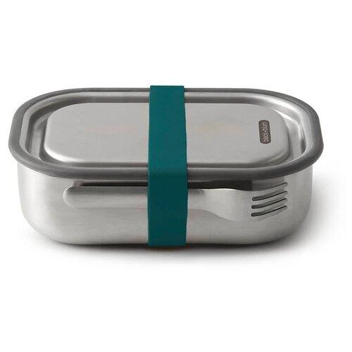 Black + blum Ланч-бокс Stainless Steel Lunch Box Large, 15x20 см, ocean