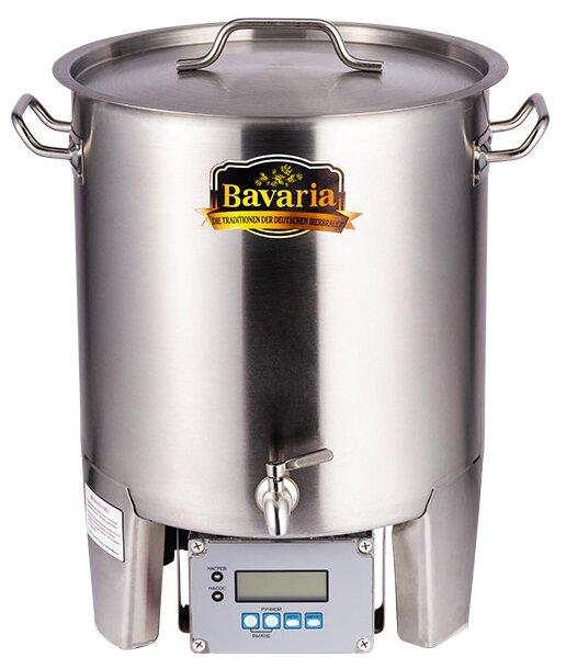 Мини-пивоварня Bavaria 50 с чиллером фото 1