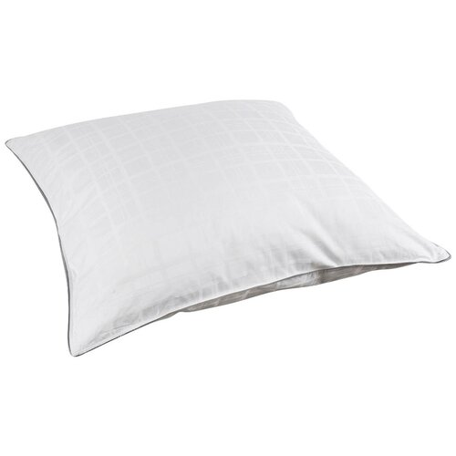 Фото - Подушка Arya Хлопок Ecosoft 70 х 70 см белый подушка arya пух перо natural line bonetta 50 х 70 см белый