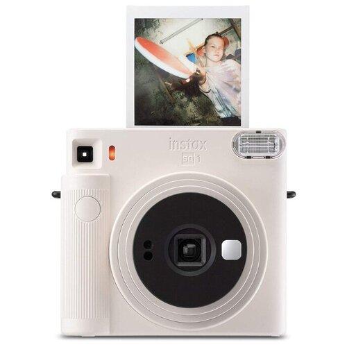 Фотоаппарат моментальной печати Fujifilm Instax SQUARE SQ1 белый