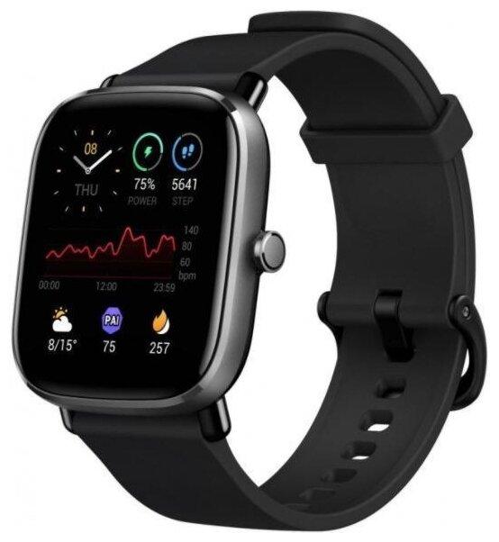 Умные часы Amazfit GTS 2 mini, midnight black фото 1