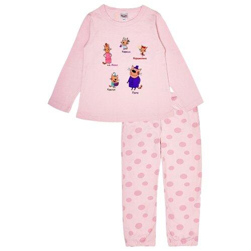 Пижама Frutto Rosso размер 92, розовый