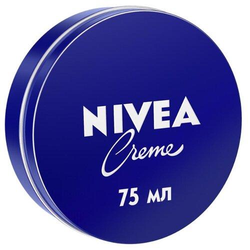 Крем для тела Nivea Creme Универсальный увлажняющий, 75 мл