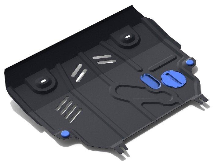 Защита картера двигателя и коробки передач RIVAL 111.3211.1 для Lexus