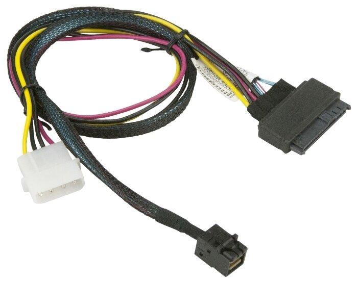 Комплект кабелей Supermicro CBL-SAST-0957