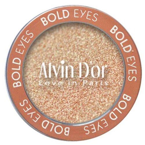 Купить Alvin D'or Тени для век Bold eyes AES-19 бронза
