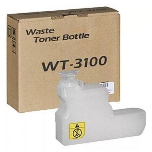 Фото - Бункер отработанного тонера Kyocera WT-3100 (302LV93020) бункер отработанного тонера wt 590