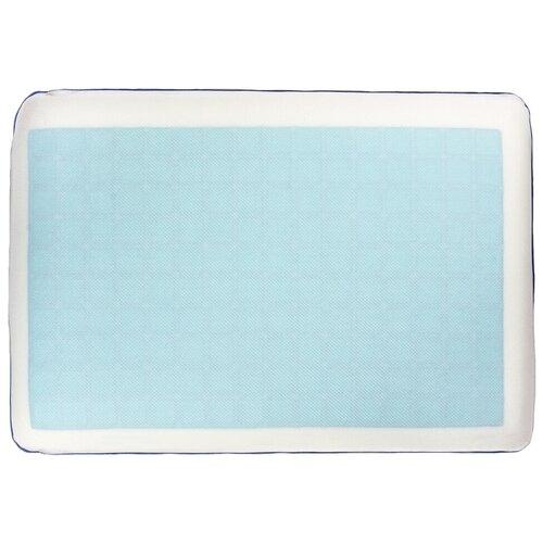 Подушка Arya ортопедическая Гелевая Memory Foam 40 х 60 см белый