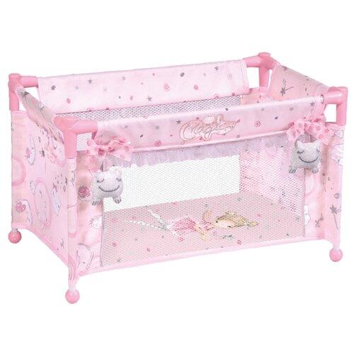 Купить 50034 Манеж-кроватка для куклы серии Мария, 50см, DeCuevas, Мебель для кукол