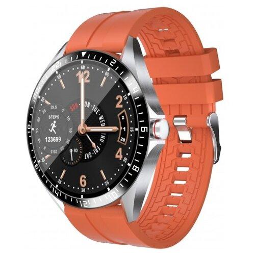 Умные часы BandRate Smart BRSGW1616T, оранжевый
