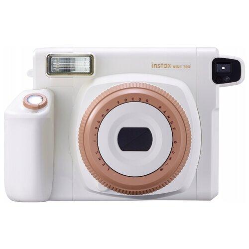 Фотоаппарат моментальной печати Fujifilm Instax Wide 300, toffee