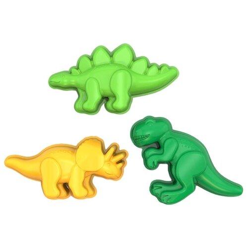 Купить Набор Нордпласт 169 Динозаврики, Наборы в песочницу