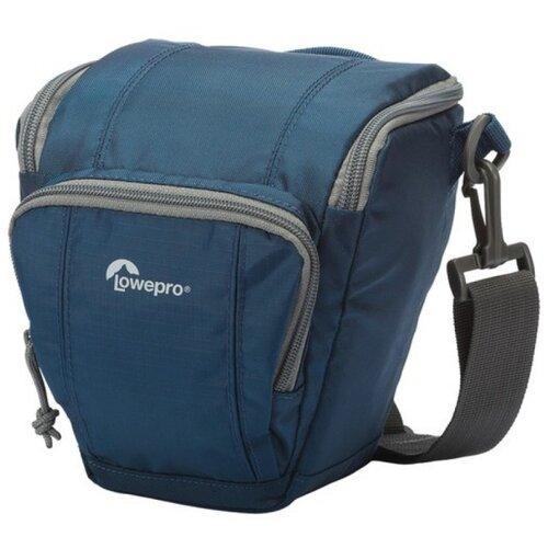 Фото - Сумка для фотокамеры Lowepro Toploader Zoom 45 AW II синий сумка для фотокамеры lowepro toploader zoom 45 aw ii синий