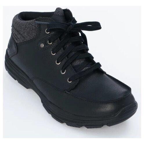 Фото - Ботинки SKECHERS , размер 8.5 , черный skechers кроссовки мужские skechers dynamight 2 0 rayhill размер 43 5